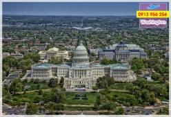 Đặt mua vé máy bay đi Washington giá rẻ nhất Vé máy bay đi Washington