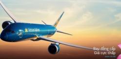 Vé máy bay giá rẻ Buôn Ma Thuột đi Chu Lai (Tam Kỳ) của Vietnam Airlines giá hấp dẫn nhất thị trường Vé máy bay giá rẻ Buôn Ma Thuột đi Chu Lai (Tam Kỳ) của Vietnam Airlines