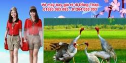 Đặt vé máy bay giá rẻ Thanh Hóa đi Đồng Tháp Vé máy bay giá rẻ Thanh Hóa đi Đồng Tháp