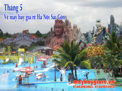 Vé máy bay giá rẻ Hà Nội Sài Gòn tháng 5 đang có khuyến mãi Vé máy bay giá rẻ Hà Nội Sài Gòn tháng 5