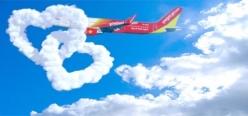 Vé máy bay giá rẻ Huế đi Rạch Giá của Vietjet Air Vé máy bay giá rẻ Huế đi Rạch Giá của Vietjet Air