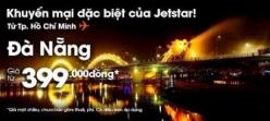 Vé máy bay giá rẻ Sài Gòn Đà Nẵng của Jetstar giá chỉ từ 399k Vé máy bay giá rẻ Sài Gòn Đà Nẵng của Jetstar