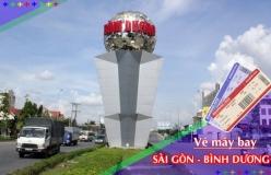 Đặt vé máy bay giá rẻ Sài Gòn đi Bình Dương Vé máy bay giá rẻ Sài Gòn đi Bình Dương