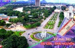Đặt vé máy bay giá rẻ Sài Gòn đi Thái Nguyên Vé máy bay giá rẻ Sài Gòn đi Thái Nguyên
