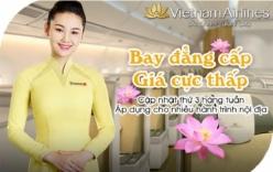 Vé máy bay giá rẻ Sài Gòn Thanh Hóa của Vietnam Airlines khuyến mãi lớn Vé máy bay giá rẻ Sài Gòn Thanh Hóa của Vietnam Airlines