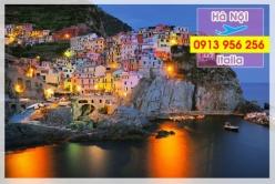 Đặt mua vé máy bay Hà Nội đi Italia Vé máy bay Hà Nội đi Italia