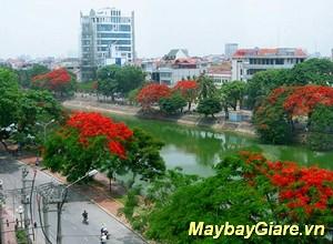 Vé máy bay Sài Gòn đi Hải Phòng giá rẻ nhất, khuyến mãi hấp dẫn mỗi ngày Vé máy bay Sài Gòn đi Hải Phòng