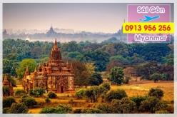 Đặt mua vé máy bay Sài Gòn đi Myanmar Vé máy bay Sài Gòn đi Myanmar