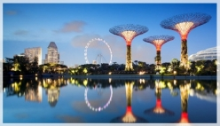 Đặt mua vé máy bay Sài Gòn đi Singapore Vé máy bay Sài Gòn đi Singapore