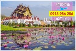 Đặt mua vé máy bay Sài Gòn đi Thái Lan Vé máy bay Sài Gòn đi Thái Lan