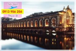 Đặt mua vé máy bay Sài Gòn đi Thụy Sĩ Vé máy bay Sài Gòn đi Thụy Sĩ