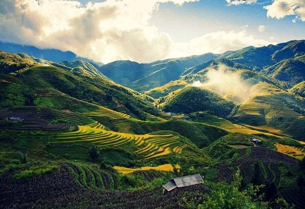 Vé máy bay gá rẻ đi Lào Cai