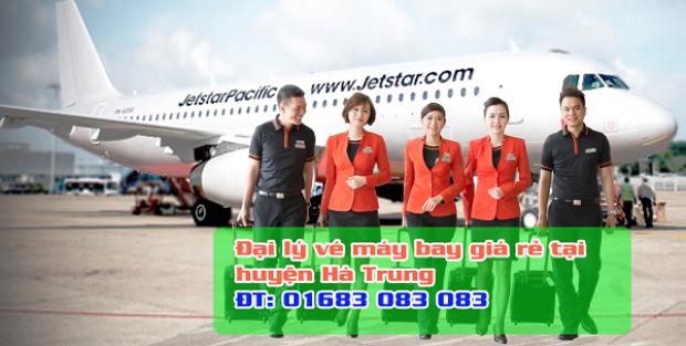 Đại lý vé máy bay giá rẻ tại huyện Hà Trung của Jetstar Đại lý vé máy bay giá rẻ tại huyện Hà Trung của Jetstar