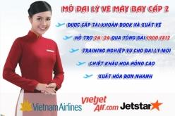 Hướng dẫn mở đại lý bán vé máy bay Thủ tục mở đại lý bán vé máy bay