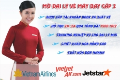 Thủ tục mở đại lý vé máy bay tại An Giang