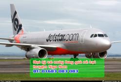 Đại lý vé máy bay giá rẻ tại huyện Nga Sơn của Jetstar
