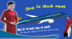 Đại lý vé máy bay giá rẻ tại Huyện Chợ Mới của Vietnam Airlines