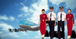 Đại lý vé máy bay giá rẻ tại Thị xã Châu Đốc củaVietnam Airlines đang có khuyến mãi giá siêu rẻ Đại lý vé máy bay giá rẻ tại Thị xã Châu Đốc của Vietnam Airlines