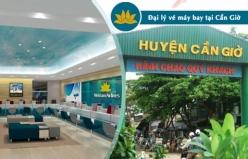 Đại lý vé máy bay giá rẻ tại huyện Cần Giờ của Vietnam Airlines