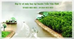 Đại lý vé máy bay giá rẻ tại huyện Trần Văn Thời của Jetstar