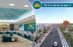 Đại lý vé máy bay giá rẻ tại quận 12 của Vietnam Airlines
