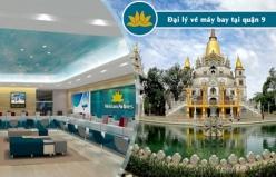 Đại lý vé máy bay giá rẻ tại quận 9 của Vietnam Airlines