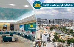 Đại lý vé máy bay giá rẻ tại quận Phú Nhuận của Vietnam Airlines
