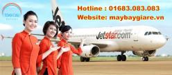 Vé máy bay giá rẻ Sài Gòn đi Thanh Hóa của Jetstar