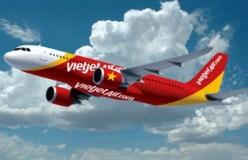 Vé máy bay giá rẻ Nha Trang đi Hà Nội của Vietjetair