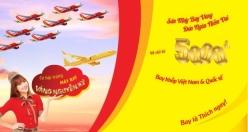 Bảng giá vé máy bay Sài Gòn Thanh Hóa của Vietjet Air cập nhật mới nhất Bảng giá vé máy bay Sài Gòn Thanh Hóa của Vietjet Air