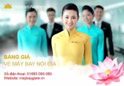 Vé máy bay giá rẻ Quy Nhơn đi Vinh của Vietnamairlines