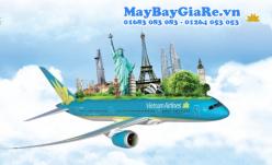 Đại lý vé máy bay giá rẻ tại huyện Bạch Thông của Vietnam Airlines đang có giá 199.000 Đại lý vé máy bay giá rẻ tại huyện Bạch Thông của Vietnam Airlines