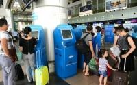 Các hãng hàng không giảm tải thủ tục Check - in Các hãng hàng không giảm tải thủ tục Check - in
