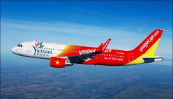 Đại lý vé máy bay giá rẻ tại Điện Biên của Vietjetair