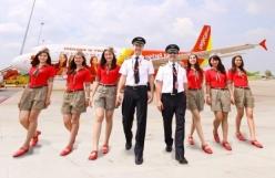 Đại lý vé máy bay giá rẻ tại thị xã Mường Lay của Vietjetair