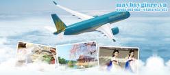 Đại lý vé máy bay giá rẻ tại huyện Hòa Bình của Vietnam Airlines đang có khuyến mãi lớn Đại lý vé máy bay giá rẻ tại huyện Hòa Bình của Vietnam Airlines