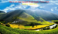 Đại lý vé máy bay giá rẻ tại huyện Tràng Định