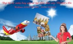 Đại lý vé máy bay giá rẻ tai Gia Lai của Vietjet Air