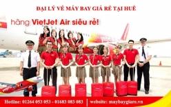 Đại lý vé máy bay giá rẻ tại Huế của Vietjet Air