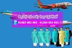 Đại lý vé máy bay giá rẻ tại Huế