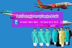 Đại lý vé máy bay giá rẻ tại Huyện A Lưới