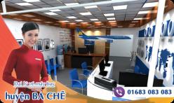 Đại lý vé máy bay giá rẻ tại huyện Ba Chẽ