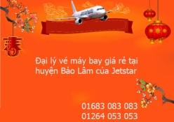 Đại lý vé máy bay giá rẻ tại huyện Bảo Lâm của Jetstar Đại lý vé máy bay giá rẻ tại huyện Bảo Lâm của Jetstar