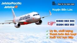 Đại lý vé máy bay giá rẻ tại huyện Bến Lức của Jetstar uy tín hàng đầu Đại lý vé máy bay giá rẻ tại huyện Bến Lức của Jetstar