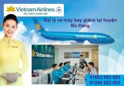 Đại lý vé máy bay giá rẻ tại huyện Bù Đăng của Vietnam Airlines