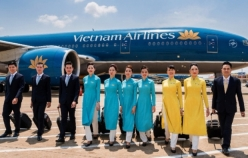 Đại lý vé máy bay giá rẻ tại huyện Cẩm Thủy của Vietnam Airlines