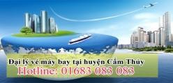 Đại lý vé máy bay giá rẻ tại huyện Cẩm Thủy Đại lý vé máy bay giá rẻ tại huyện Cẩm Thủy