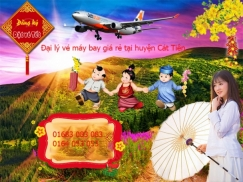 Đại lý vé máy bay giá rẻ tại huyện Cát Tiên của Jetstar Đại lý vé máy bay giá rẻ tại huyện Cát Tiên của Jetstar