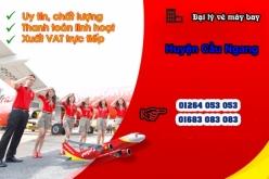 Đại lý vé máy bay giá rẻ tại huyện Cầu Ngang của Vietjet Air uy tín hàng đầu Đại lý vé máy bay giá rẻ tại huyện Cầu Ngang của Vietjet Air
