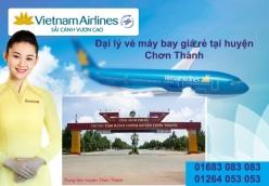 Đại lý vé máy bay giá rẻ tại huyện Chơn Thành của Vietnam Airlines uy tín và chất lượng Đại lý vé máy bay giá rẻ tại huyện Chơn Thành của Vietnam Airlines